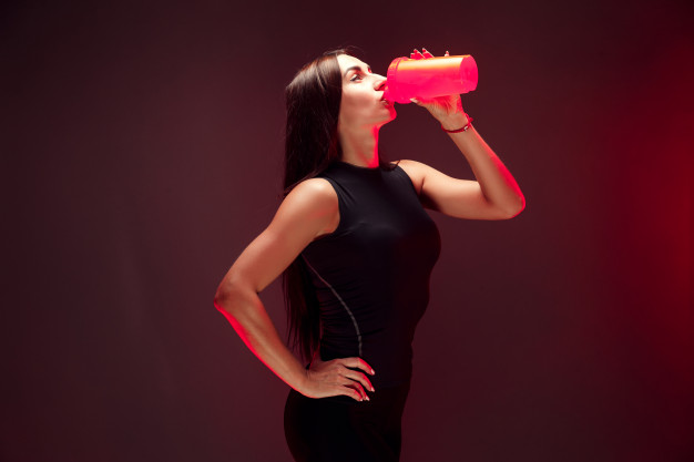 Taking Workout Supplements